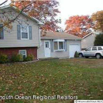 Rent this 3 bed house on 744 Spray Avenue in Beachwood, NJ 08722