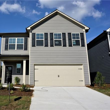 Rent this 4 bed house on Winston Falls Ct in Canton, GA