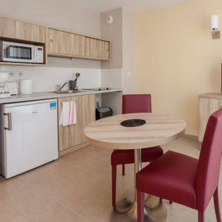 Rent this 1 bed apartment on Centre Communal d'Action Sociale in Rue Mirès, 13003 Marseille
