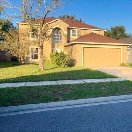 Rent this 4 bed house on 3838 Stonefield Dr in Orlando, FL