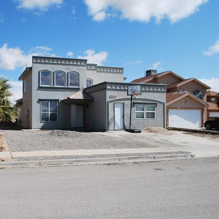 Rent this 4 bed loft on 11312 Charles Reynolds Lane in El Paso, TX 79934