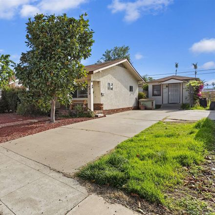 Rent this 3 bed apartment on 4917 Mansfield Street in San Diego, CA 92116