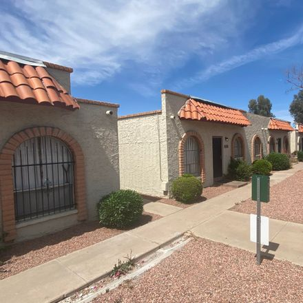 Rent this 2 bed apartment on 9222 North 35th Avenue in Phoenix, AZ 85051