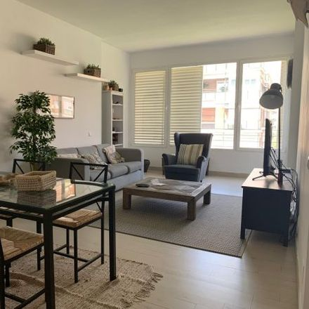 Rent this 2 bed apartment on Aparcabicis Ejes principales del Plan Director in Calle de Juan Ramón Jiménez, 28001 Madrid