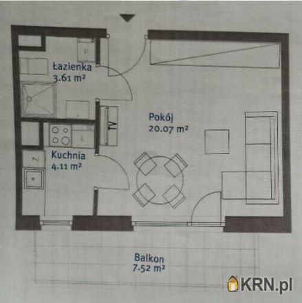 Rent this 1 bed apartment on Górczewska in 01-457 Warsaw, Poland