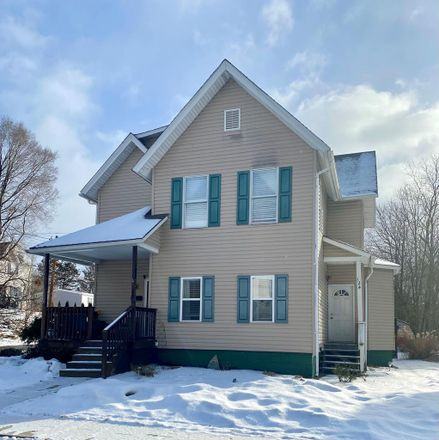 Rent this 4 bed house on 124 Bensley Street in Sayre, PA 18840