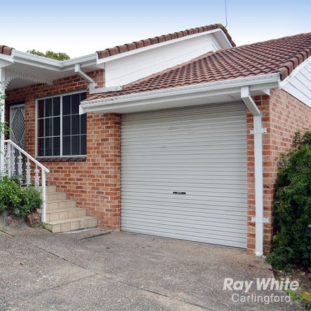 Rent this 3 bed townhouse on 3/50 Adderton Rd