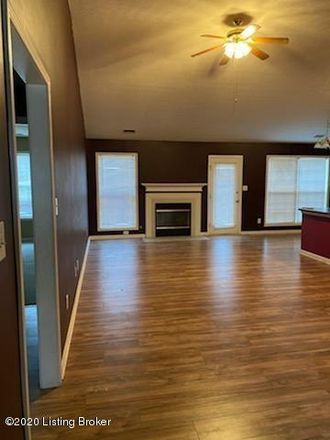 Rent this 4 bed house on 9041 Black Powder Lane in Louisville, KY 40228