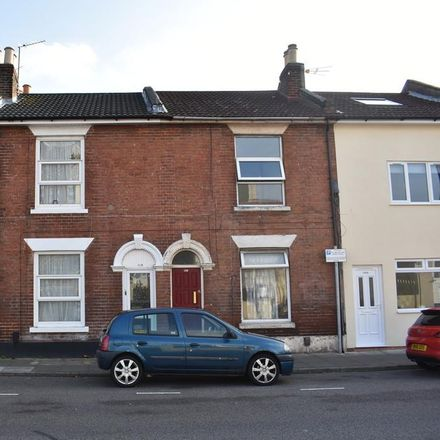 Rent this 4 bed house on Bailey's Road in Portsmouth PO5 1ES, United Kingdom