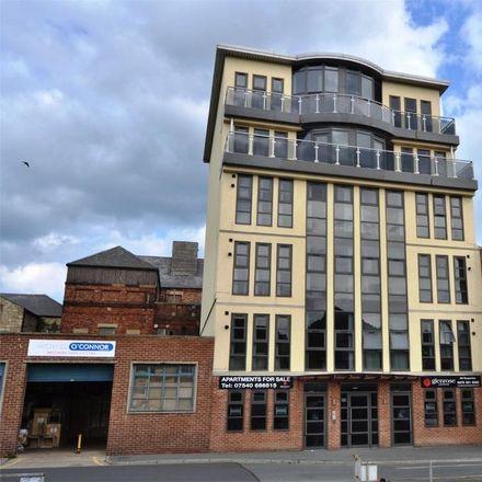Rent this 1 bed apartment on Nile Street in Sunderland SR1 1ES, United Kingdom