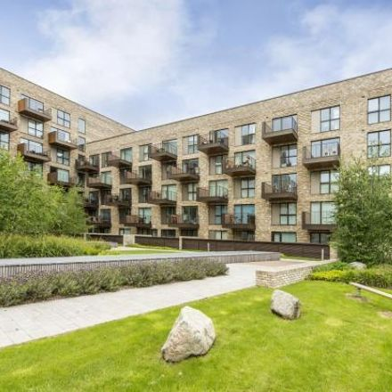 Rent this 1 bed apartment on Bodiam Court in 4 Lakeside Drive, London NW10 7GD