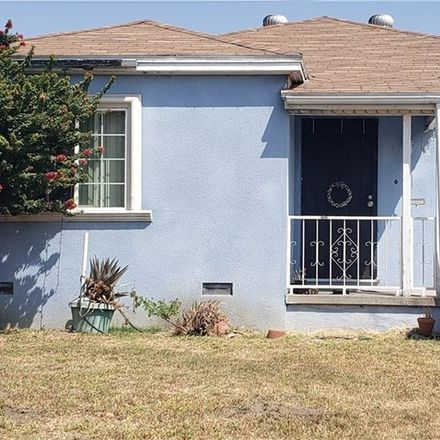 Rent this 2 bed house on 3643 East 53rd Street in Maywood, CA 90270