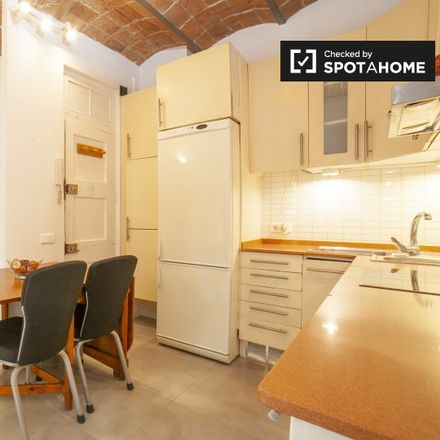 Rent this 1 bed apartment on Chito's Bar in Carrer de Ginebra, 20