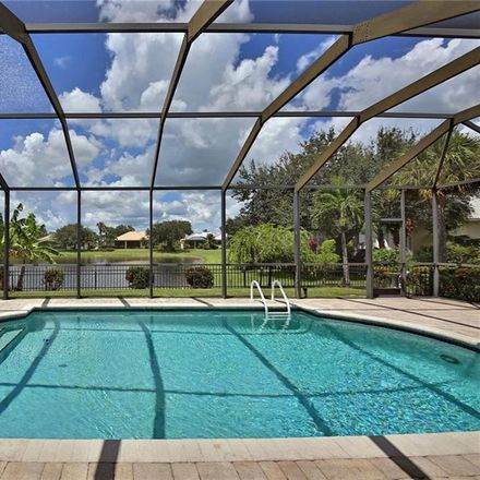 Rent this 3 bed house on 12511 Lake Run Dr in Fort Myers, FL