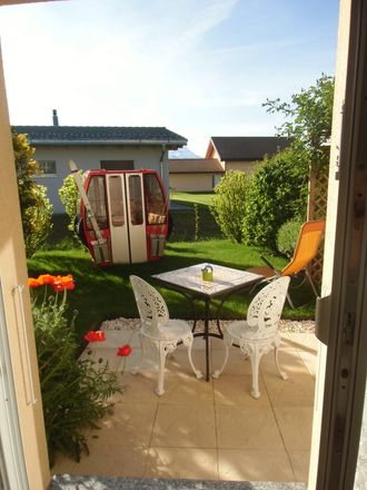 Rent this 2 bed house on Port-Valais in VALAIS/WALLIS, CH