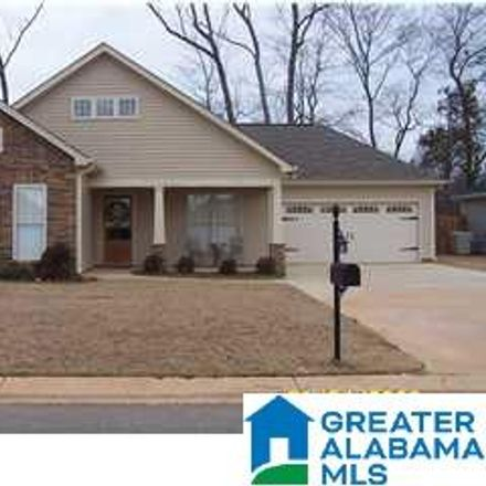 Rent this 3 bed house on 204 Stonecreek Place in Calera, AL 35040