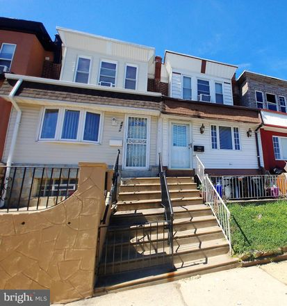 Rent this 3 bed townhouse on 4642 C Street in Philadelphia, PA 19120