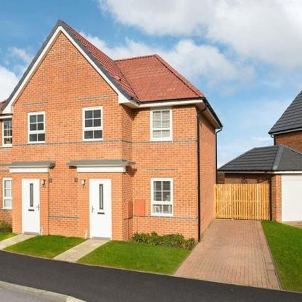 Rent this 3 bed house on West Park Hospital in Edward Pease Way, Darlington DL2 2TS