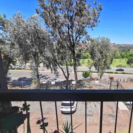 Rent this 2 bed townhouse on 6675 Mission Gorge Road in San Diego, CA 92120
