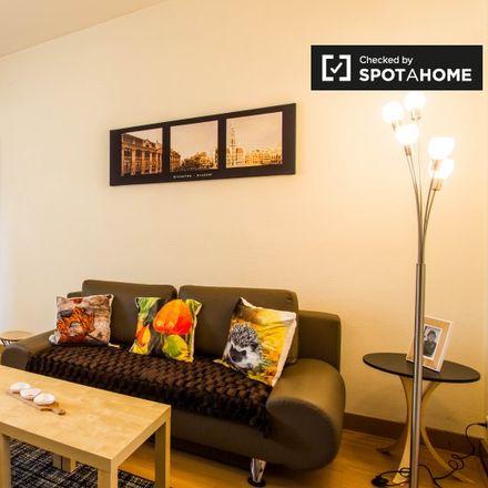 Rent this 2 bed apartment on Rue Antoine Gautier - Antoine Gautierstraat 100 in 1040 Etterbeek, Belgium
