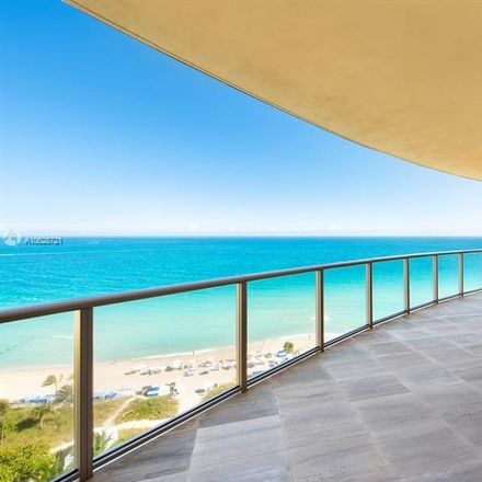 Rent this 3 bed condo on 9703 Collins Ave in Bal Harbour, FL
