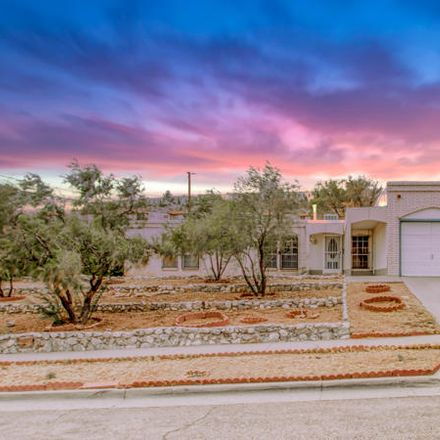 Rent this 4 bed apartment on 205 Moonglow Drive in El Paso, TX 79912