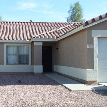 Rent this 3 bed house on 3017 West Desert Vista Trail in Phoenix, AZ 85083