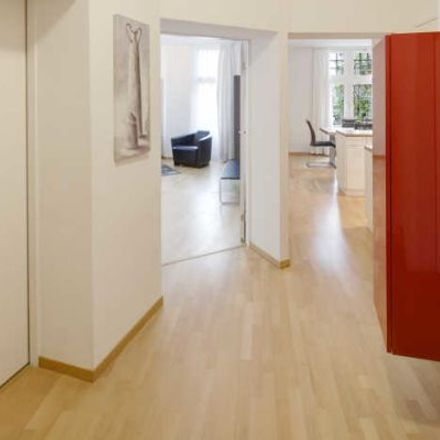 Rent this 2 bed apartment on Färberstrasse 27 in 8008 Zurich, Switzerland