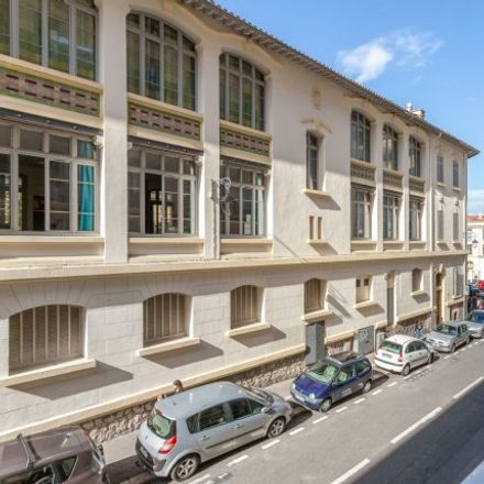 Rent this 1 bed apartment on 63B Rue de la République in 13002 Marseille, France