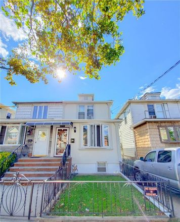 Rent this 3 bed house on 2794 Ford Street in New York, NY 11235