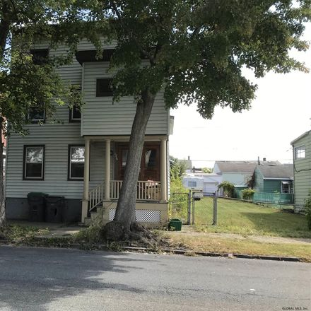 Rent this 4 bed townhouse on 1316 1st Avenue in City of Watervliet, NY 12189