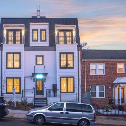 Rent this 2 bed condo on 1011 18th Street Northeast in Washington, DC 20002