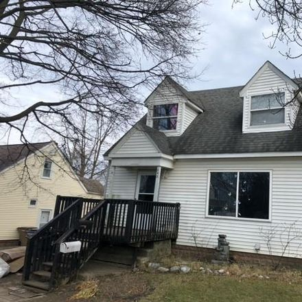 Rent this 3 bed house on 242 Edison Street in Pontiac, MI 48342