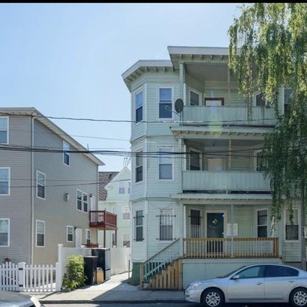 Rent this 3 bed apartment on Millet St in Boston, MA