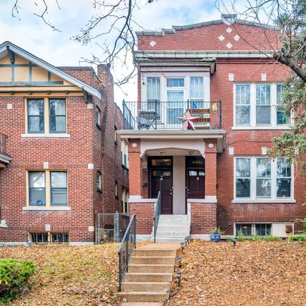Rent this 0 bed apartment on Shaw in St. Louis, MO