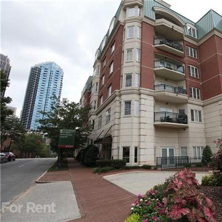 Rent this 2 bed condo on 415 North Church Street in Charlotte, NC 28202