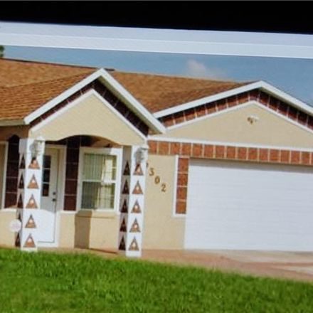 Rent this 3 bed house on 5302 Moxie Blvd in Orlando, FL
