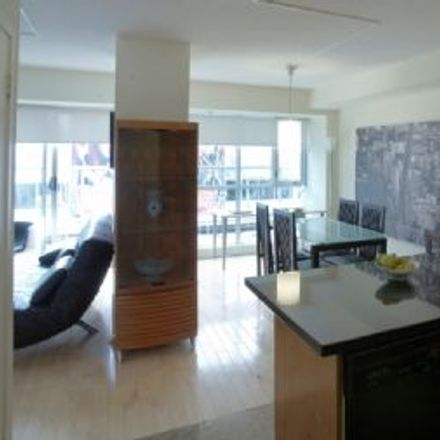 Rent this 1 bed apartment on Urban Residences in 209 Yonge Street, Toronto