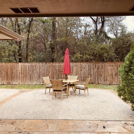 Rent this 3 bed house on 4122 Sweet Gum Trail in Houston, TX 77339