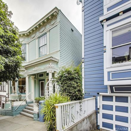 Rent this 4 bed condo on 909;911 Central Avenue in San Francisco, CA 94117-9991