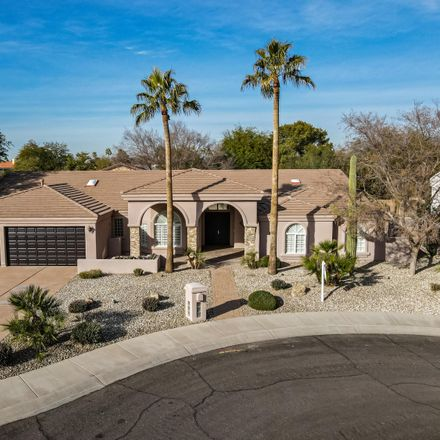 Rent this 5 bed house on 9458 East Desert Cove Avenue in Scottsdale, AZ 85260