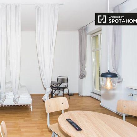 Rent this 1 bed apartment on Greifswalder Straße 43 in 10405 Berlin, Germany