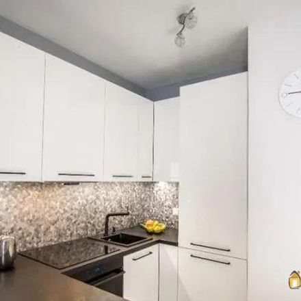 Rent this 1 bed apartment on Jaworowska 7B in 00-766 Warsaw, Poland
