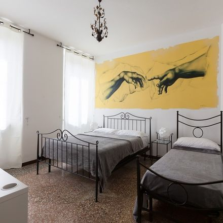 Rent this 4 bed room on Via Bernardino Telesio in 26, 00195 Roma RM