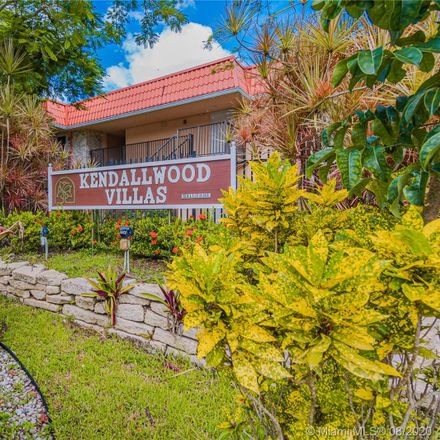Rent this 2 bed condo on 10511 Southwest 108th Avenue in Kendall, FL 33176