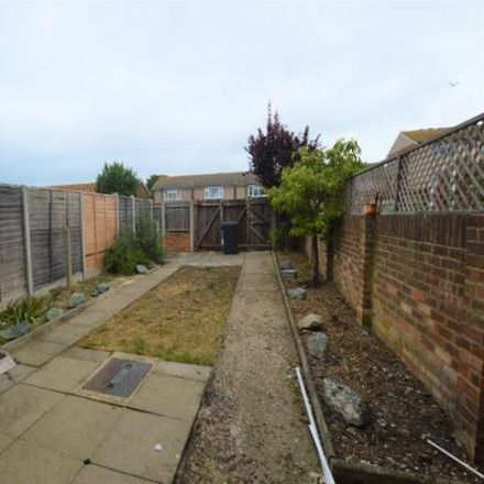 Rent this 2 bed house on 39 to 42 in Lyminge Way, Thanet CT9 3QN