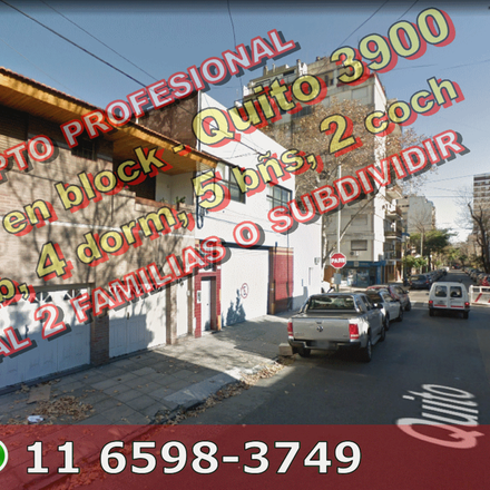 Rent this 0 bed apartment on Yapeyú 406 in Almagro, 1210 Buenos Aires