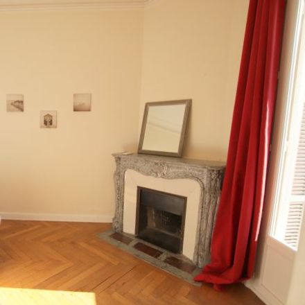 Rent this 1 bed apartment on 9 Rue de la Buffa in 06000 Nice, France