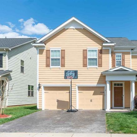 Rent this 4 bed house on 261 Seymour Place in Cary, NC 27519