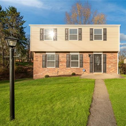 Rent this 4 bed house on Horizon Drive in Shaler Township, PA 15116